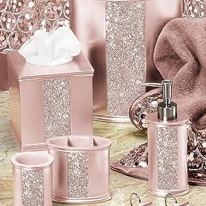 blush tissue box