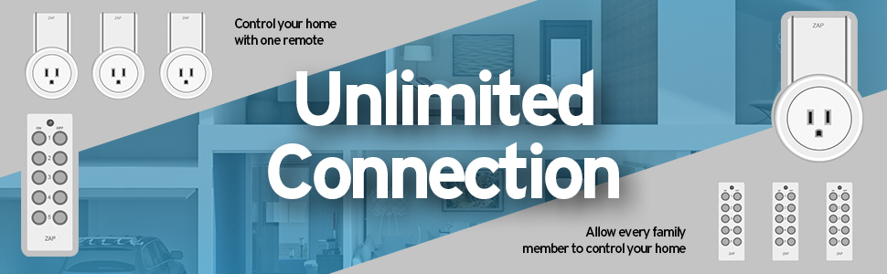 Unlimited connection