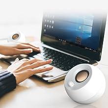desk space;pc speaker