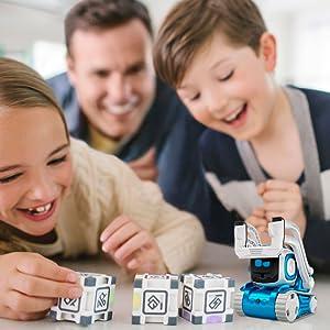 Anki; Cozmo; Robot companion; Robot Toy; Robotics; Coding; Toys; STEM; Family play