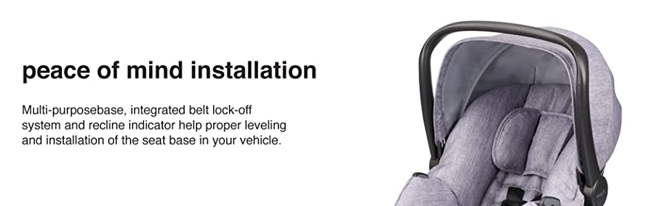 installation, multi-purpose, recline system