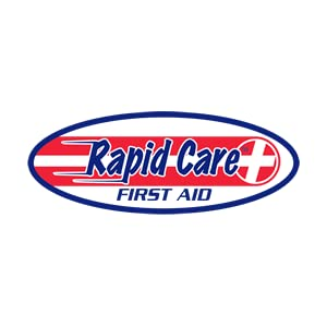 Rapid Care First Aid Supplies injury accident standard health safety