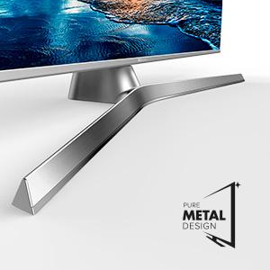 pure metal design