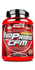 AMIX Isoprime CFM Isolate - 1 Kg Cookies and Cream: Amazon.es ...