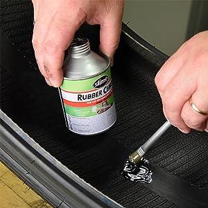 rubber repair