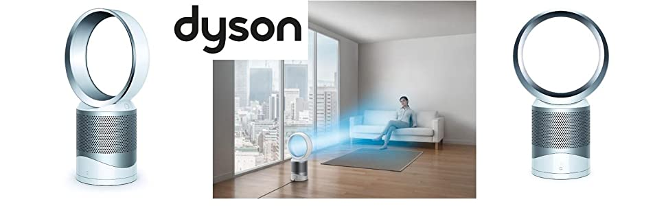 dyson pure cool link luftreiniger mit hepa filter inkl fernbedienung app steuerung. Black Bedroom Furniture Sets. Home Design Ideas