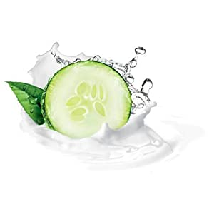 Cools and Uplifts with Cucumber Green Tea Scent