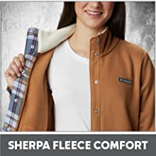 Sherpa Fleece Comfort