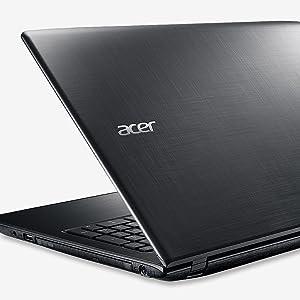 Acer Aspire E 15 E5-575G-57D4 15.6-Inches Full HD Notebook (7th Gen Intel Core i5-7200U, GeForce 940MX, 8GB DDR4 SDRAM, 256GB SSD, Windows 10 Home), ...