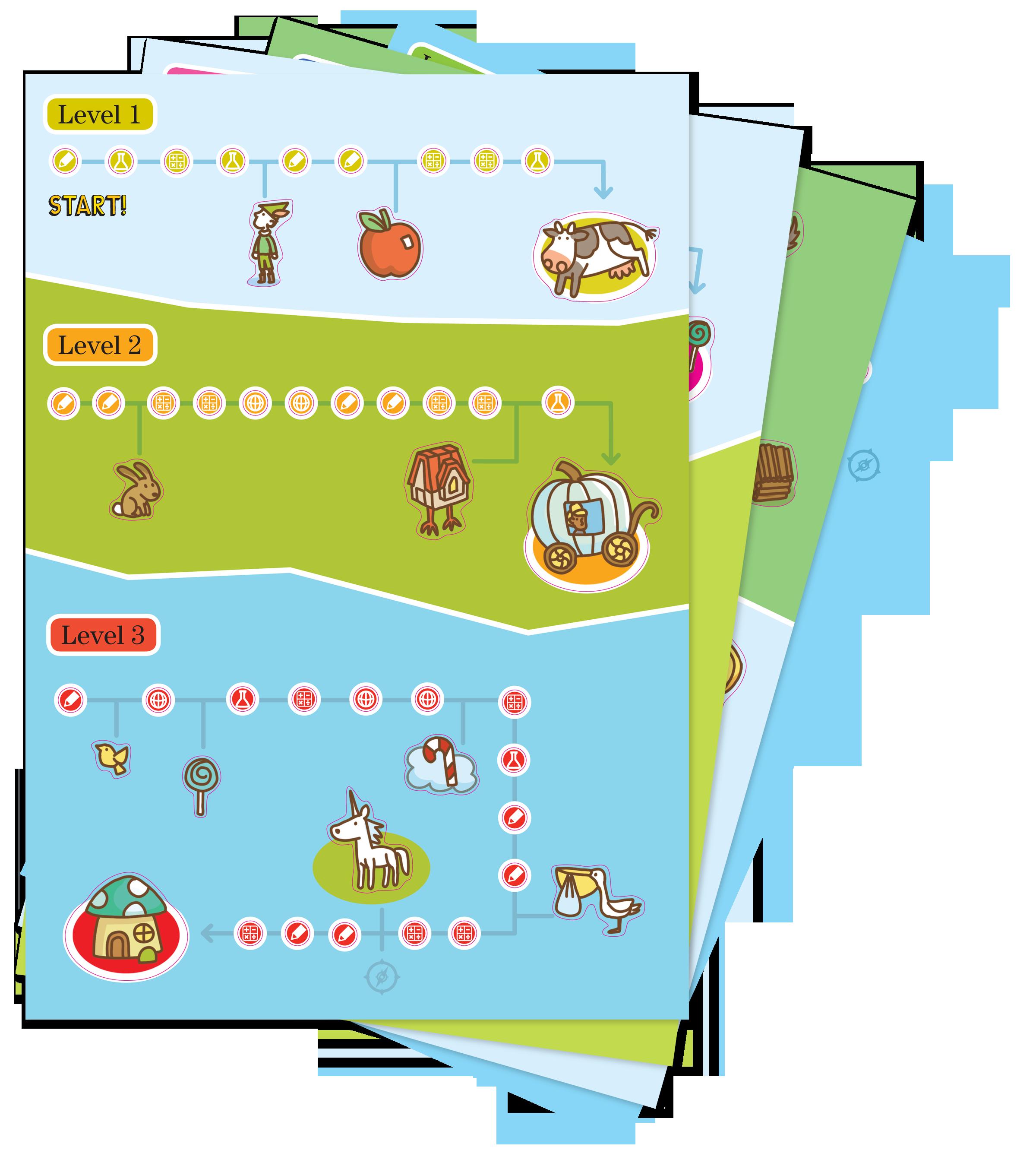 Amazon.com: Summer Brain Quest: Between Grades 1 & 2 (9780761189176 ...