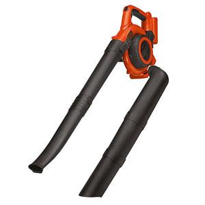 BLACK+DECKER GWC3600LB-XJ - Soplador, aspirador y triturador de hojas 36V, sin cargador ni batería: Amazon.es: Bricolaje y herramientas