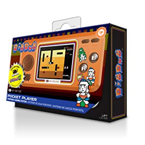 My Arcade Dig Dug Pocket Player