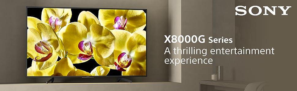 X8000G Series