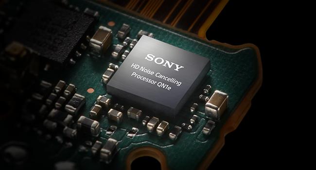 HD noise cancelling processor QN1e