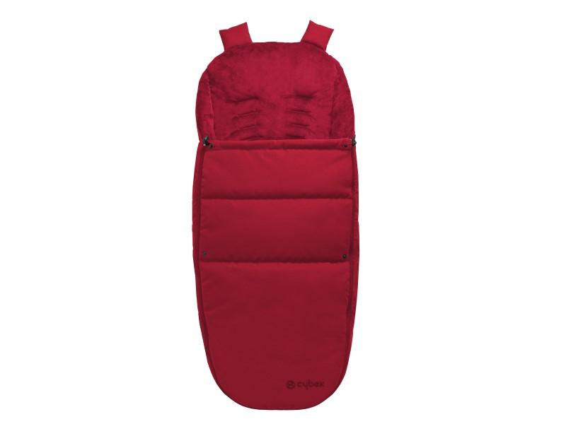 Cybex Gold - Saco cubrebebés, color rojo: Amazon.es: Bebé