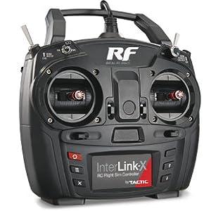 Black Interlink-X Radio Controller