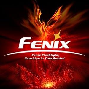 fenix logo fire flashlight lighting light illumination pd series pd25 pd35tac pd40r