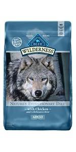 dog food; grain free dog food; grain free; high protein; natural dog food; dry dog food