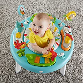 b51a4f181 Amazon.com   Fisher-Price 3-in-1 Sit-to-Stand Activity Center