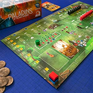 paladins of the west kingdom renegade game