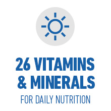 26 Vitamins and Minerals For Daily Nutrition