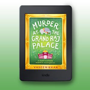 cosy crime india mystery elephant bestseller great book great story crime thriller mumbai chopra