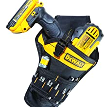 Fits 18V Max and 20V Max DeWALT Drills