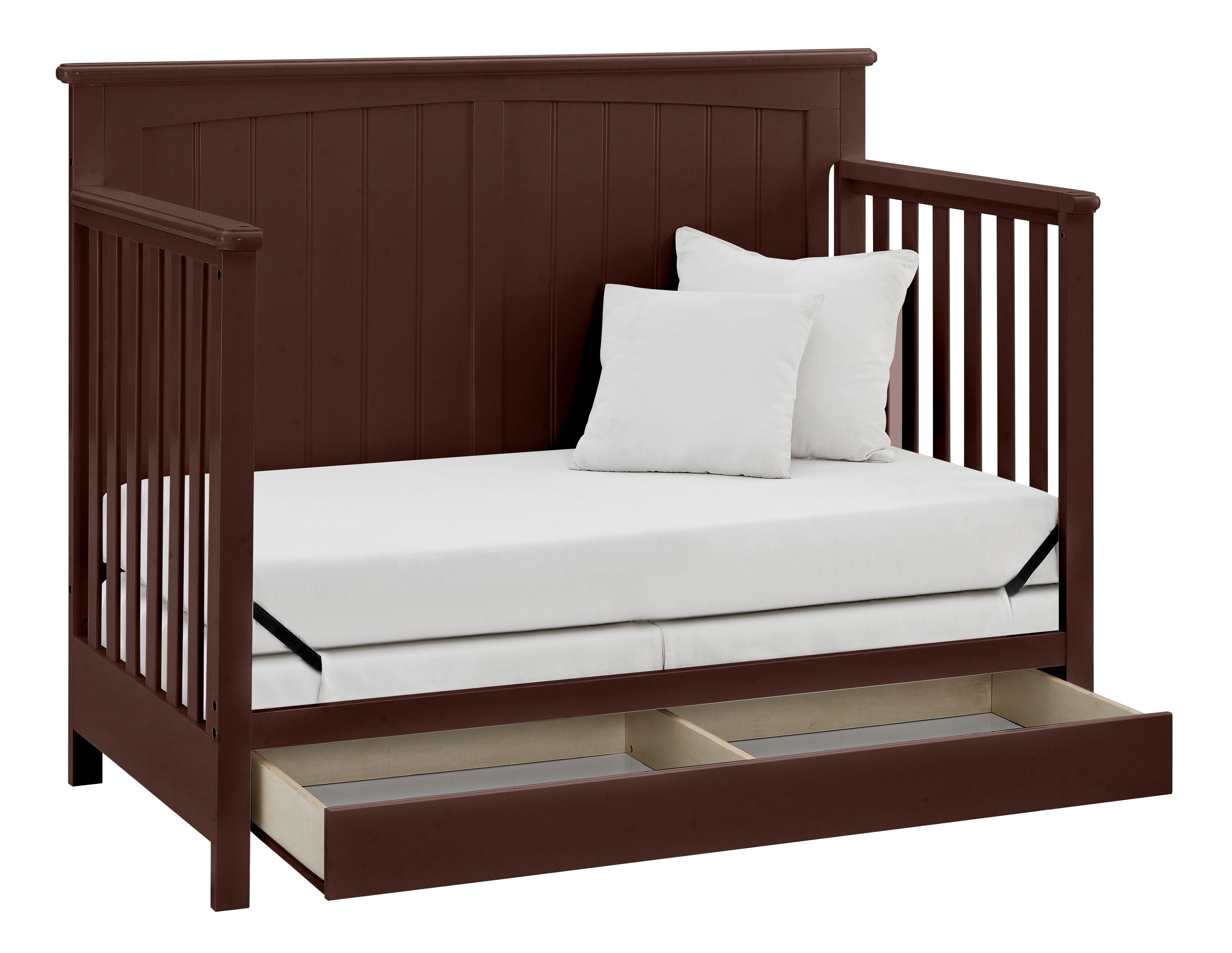 Amazon Com Stork Craft Davenport 5 In 1 Convertible Crib