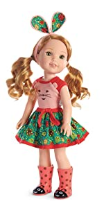 Mattel H1312 American Girl 300 Wishes Game - Wish Big ...