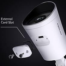External SD Slot FI9902P