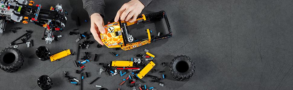 LEGO Technic 4x4 X-treme Off-Roader