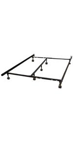 Adjustable bed base, adjustable bed frame, ergonomic bed, adjustable base, queen bed base