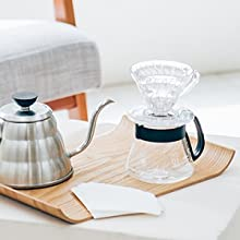 コンパクト コーヒーサーバー