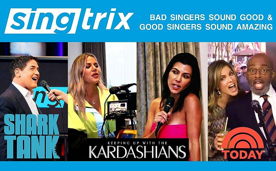 singtrix singing machine