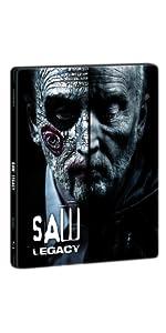 Saw: Legacy Blu-Ray Steelbook