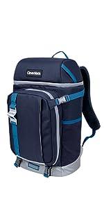 backpack cooler, leakproof, soft-sided cooler, soft sided cooler, hiking backpack cooler