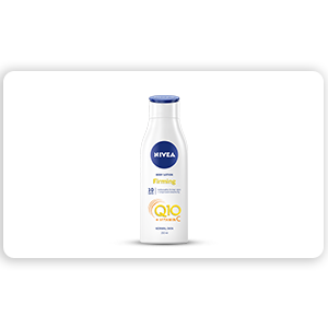NIVEA FIRMING Q10 BODY LOTION