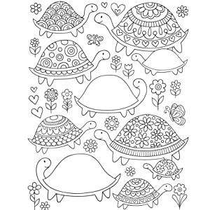 coloring book for girls, coloring books for girls, coloring books for teens, crafts for teen girls