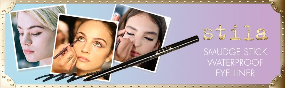 Smudge Stick Waterproof Eye Liner Header