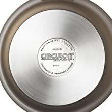 anodized cookware, nonstick cookware, circulon symmetry