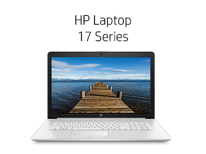 HP Laptop 17 Series
