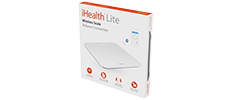 Amazon Com Ihealth Lite Wireless Scale For Apple And