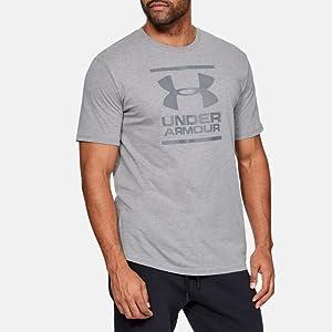 Under Armour HeatGear Boxed Sportstyle Trainingsshirt Herren NEU
