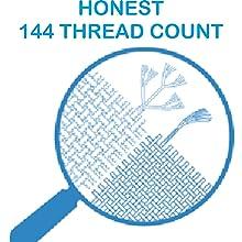144 Thread Count