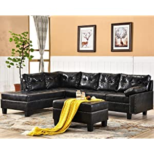 Genial Harper U0026 Bright Designs Sectional Sofa Set