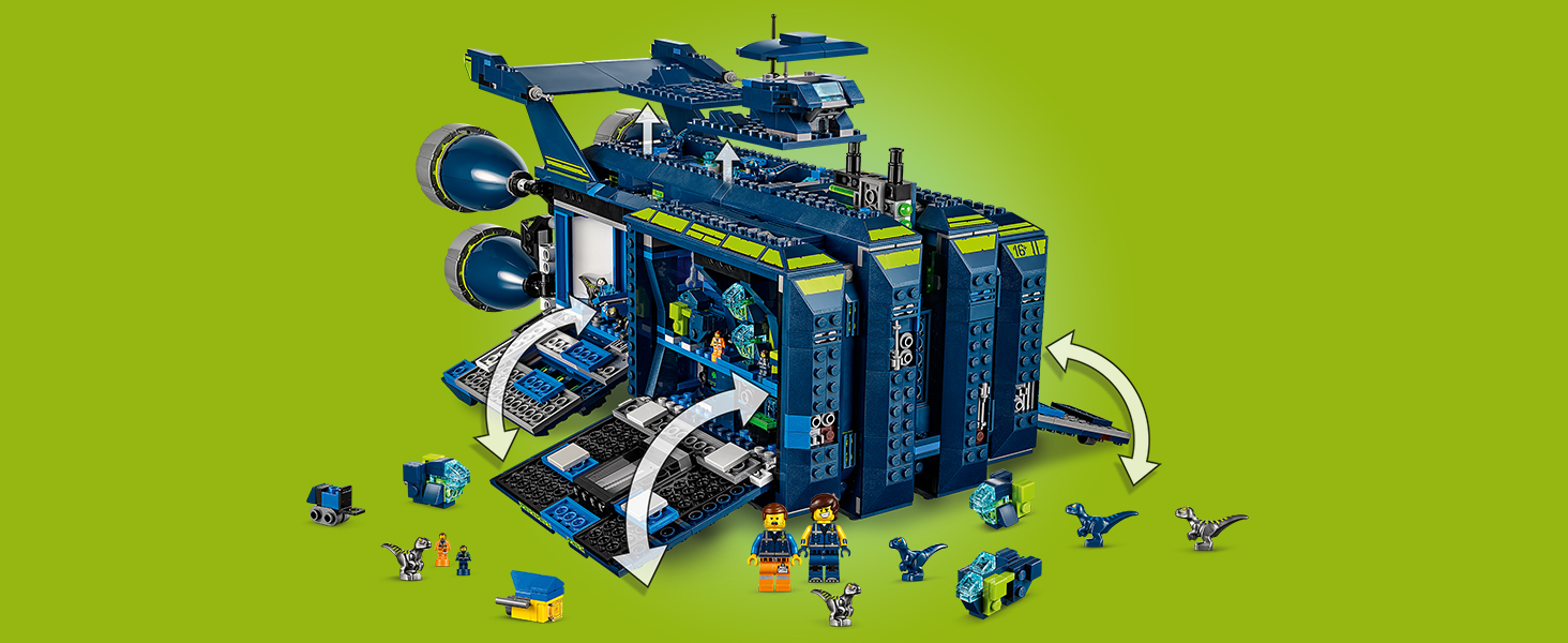 LEGO personnage homme
