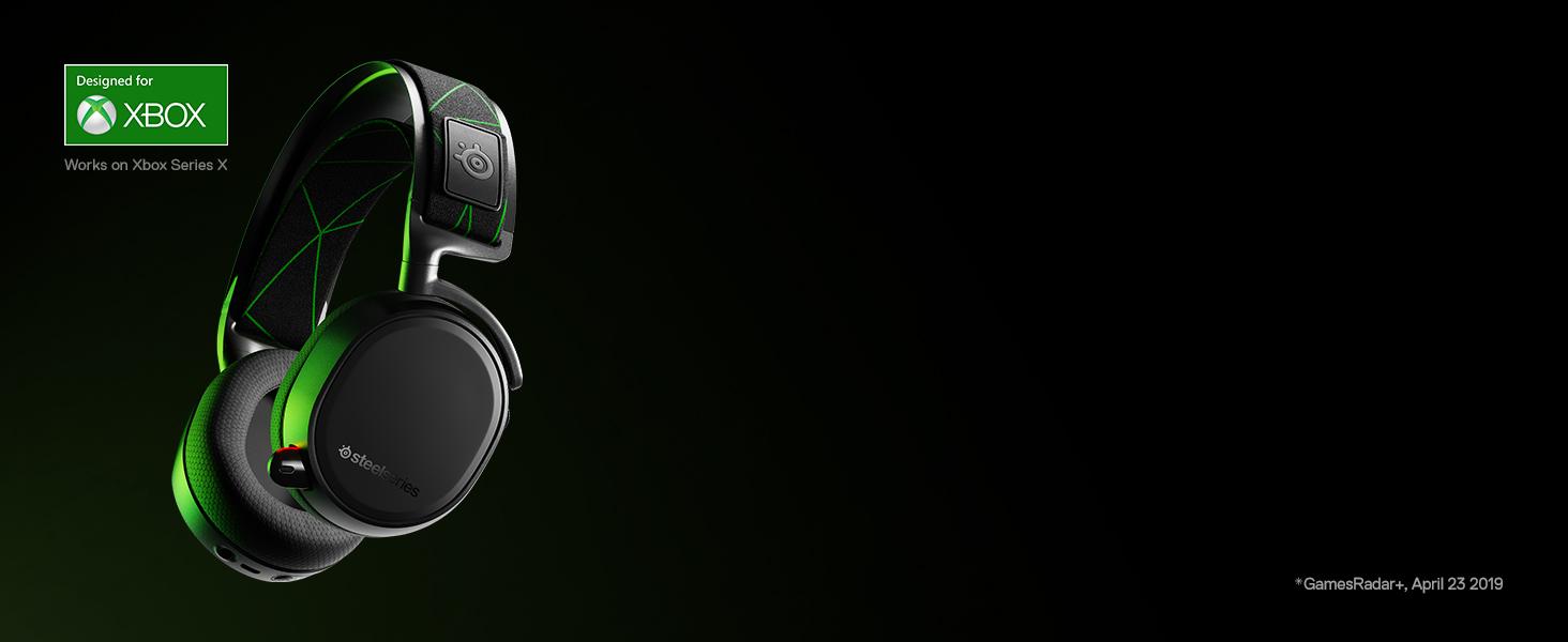 SteelSeries Arctis 9X, Wireless Xbox headset, Xbox Series X, bluetooth headset