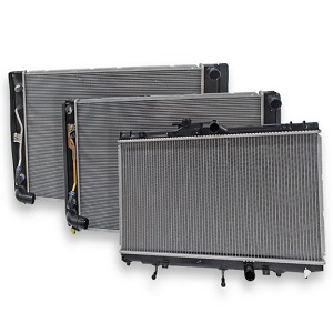 For 04-09 Spectra 2.0L DNA Motoring OEM-RA-2784 OE Style Direct Fit Radiator