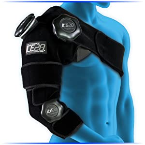 bownet ice20 combo compression wrap