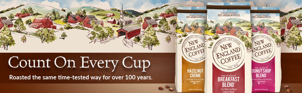 New England coffee